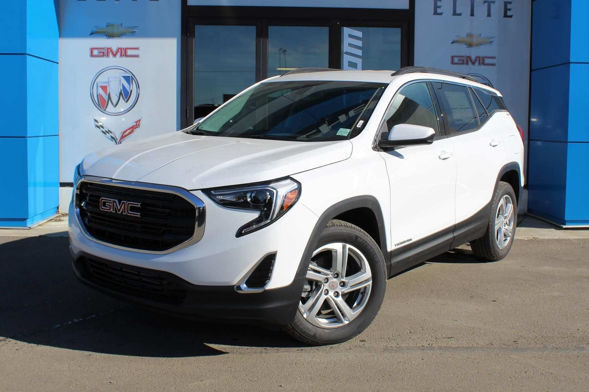 33 Best Review The Gmc Terrain 2019 White Engine Performance for The Gmc Terrain 2019 White Engine
