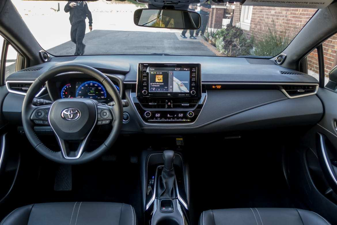 33 Concept of The Price Of 2019 Toyota Corolla Hatchback Picture Configurations by The Price Of 2019 Toyota Corolla Hatchback Picture