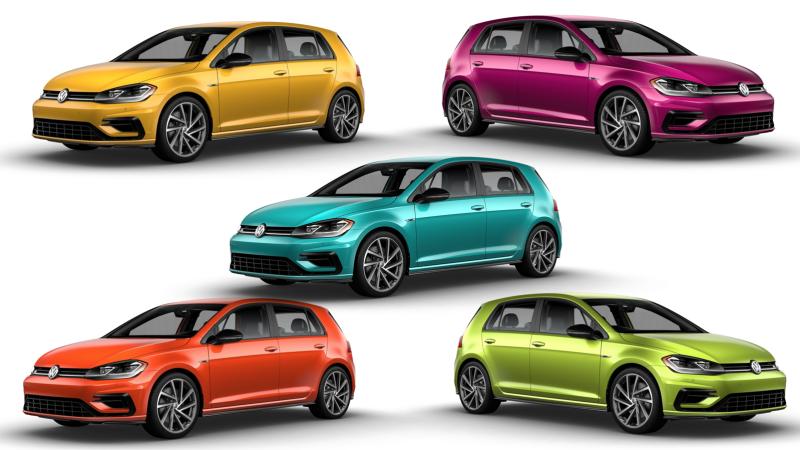 33 Concept of Volkswagen 2019 Colors Rumor Review by Volkswagen 2019 Colors Rumor