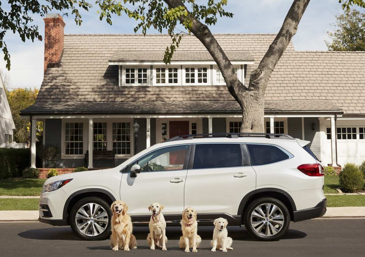 33 Gallery of Best 2019 Subaru Ascent Release Date Usa Specs Specs with Best 2019 Subaru Ascent Release Date Usa Specs