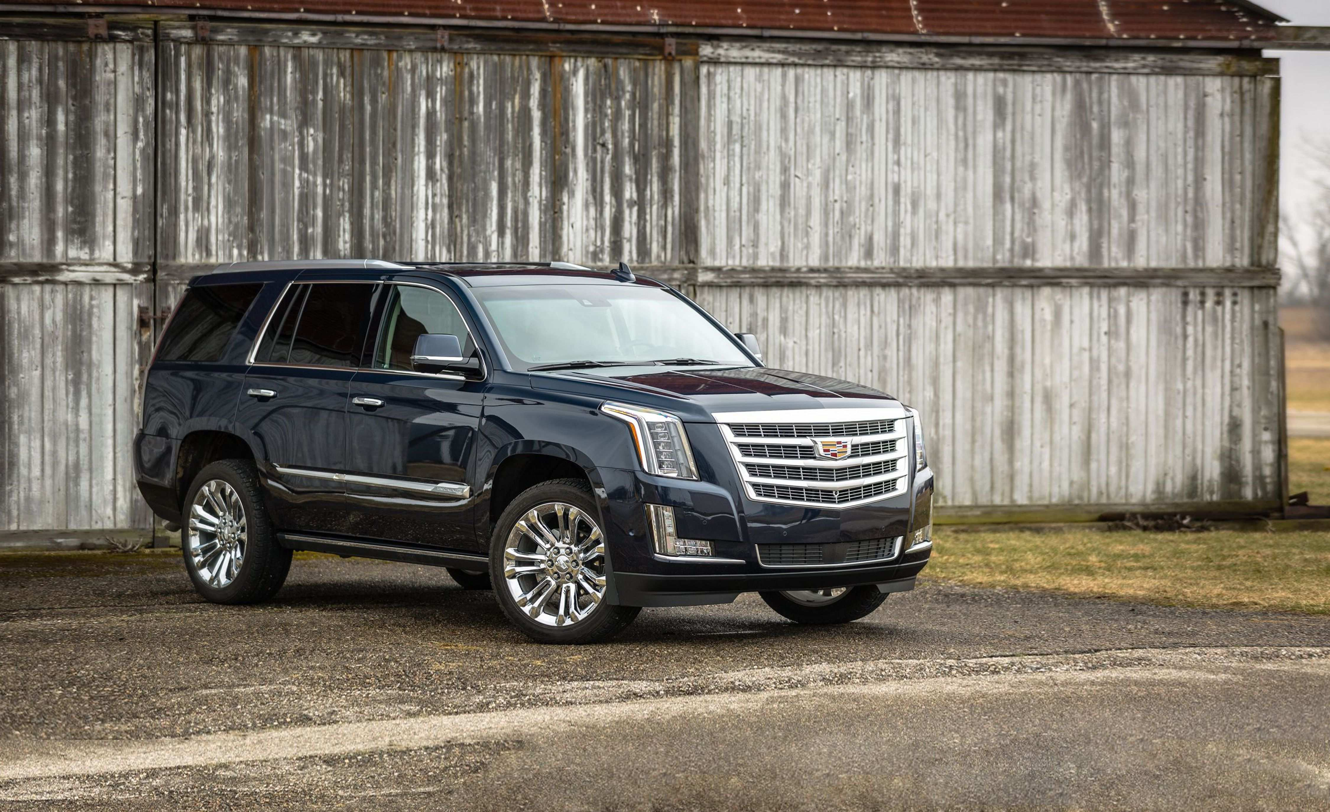 33 Gallery of New 2019 Cadillac Escalade Build New Review Reviews with New 2019 Cadillac Escalade Build New Review