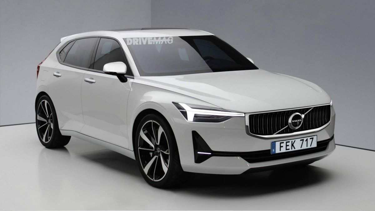 33 Gallery of New Volvo V40 2019 Release Date Concept Redesign And Review Exterior and Interior with New Volvo V40 2019 Release Date Concept Redesign And Review