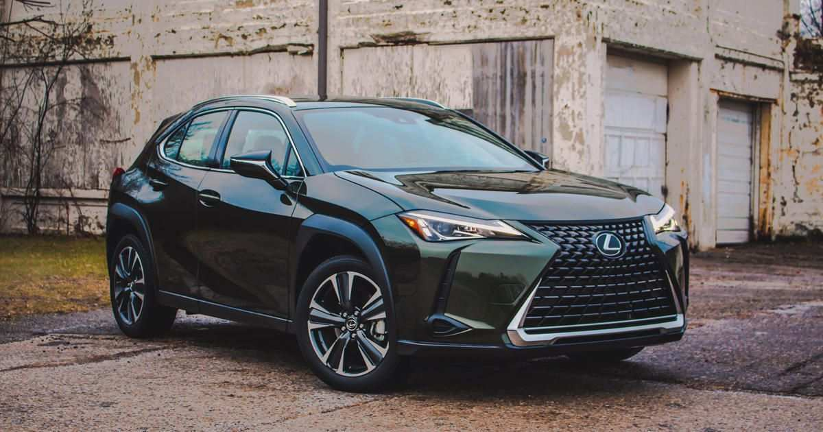 33 Great Best Lexus Ux 2019 Specs And Review New Concept for Best Lexus Ux 2019 Specs And Review