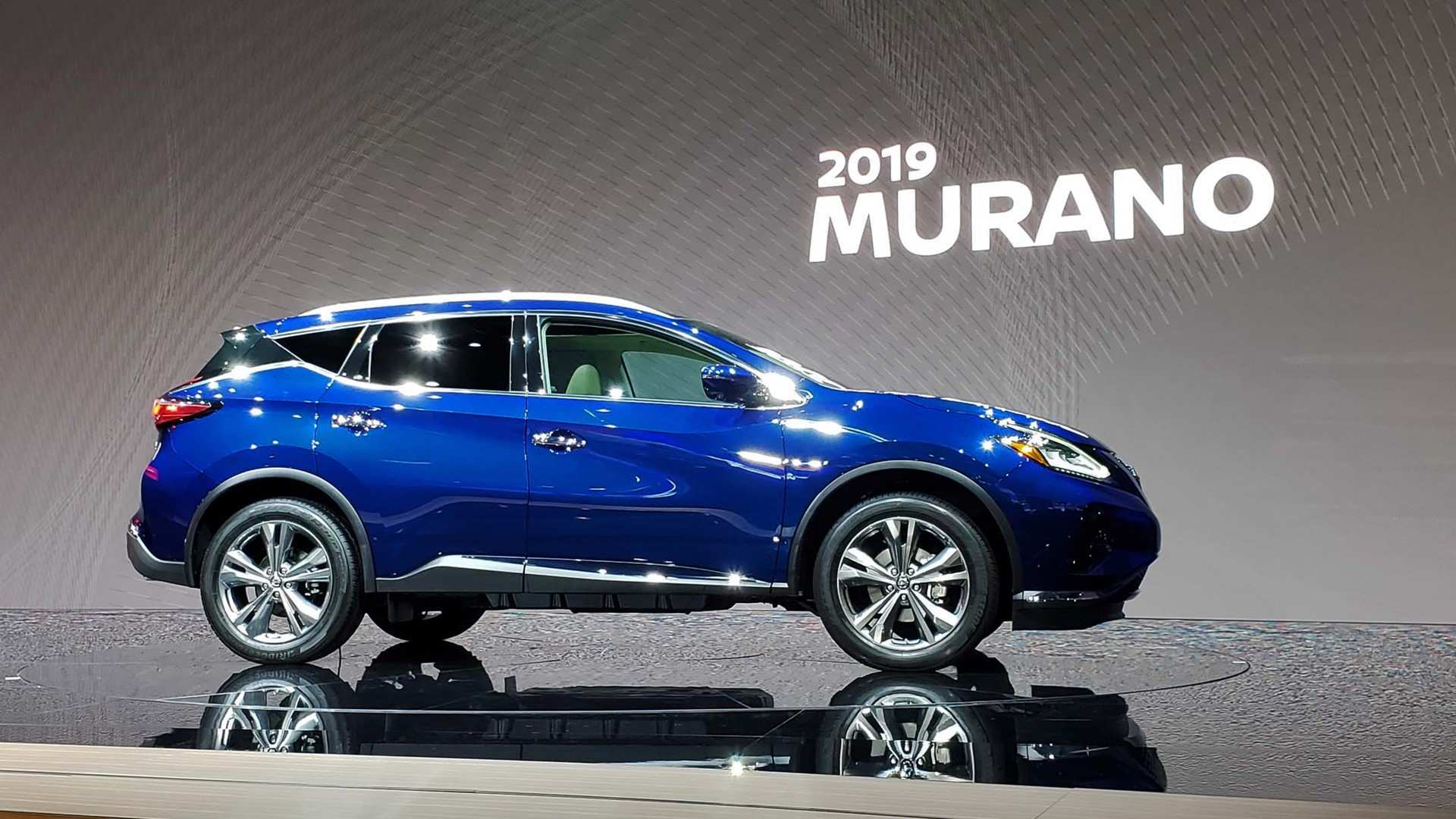 33 Great New Murano Nissan 2019 Picture Model with New Murano Nissan 2019 Picture