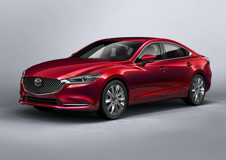 33 New 2019 Mazda 6 Turbo 0 60 Release Date for 2019 Mazda 6 Turbo 0 60