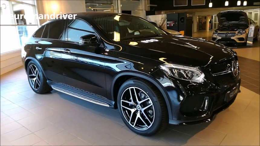 33 New Mercedes 2019 Gle Coupe Release Picture with Mercedes 2019 Gle Coupe Release