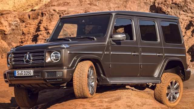 33 The 2019 Mercedes G Wagon For Sale Price Price and Review by 2019 Mercedes G Wagon For Sale Price