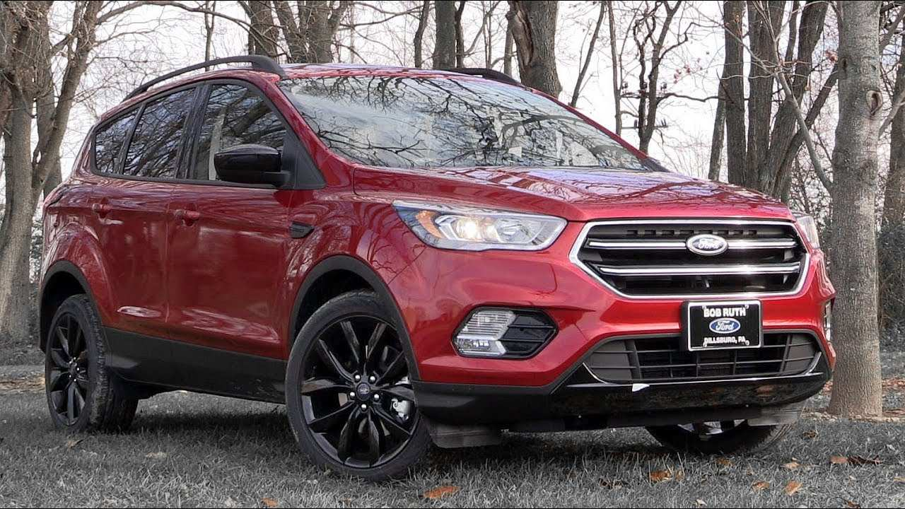 33 The Best When Will The 2019 Ford Escape Be Released Exterior Performance with Best When Will The 2019 Ford Escape Be Released Exterior