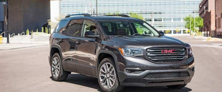 33 The Gmc 2019 Acadia Price And Release Date Engine for Gmc 2019 Acadia Price And Release Date