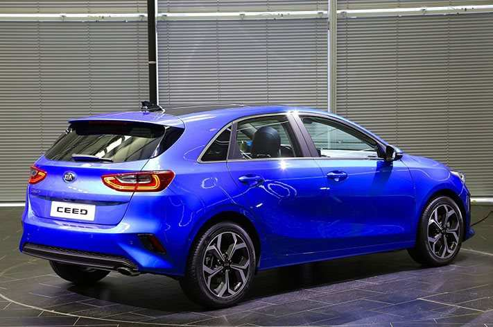 33 The Kia Cerato Hatch 2019 Style for Kia Cerato Hatch 2019