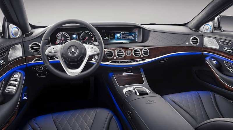 34 All New Mercedes C 2019 Interior Release with Mercedes C 2019 Interior