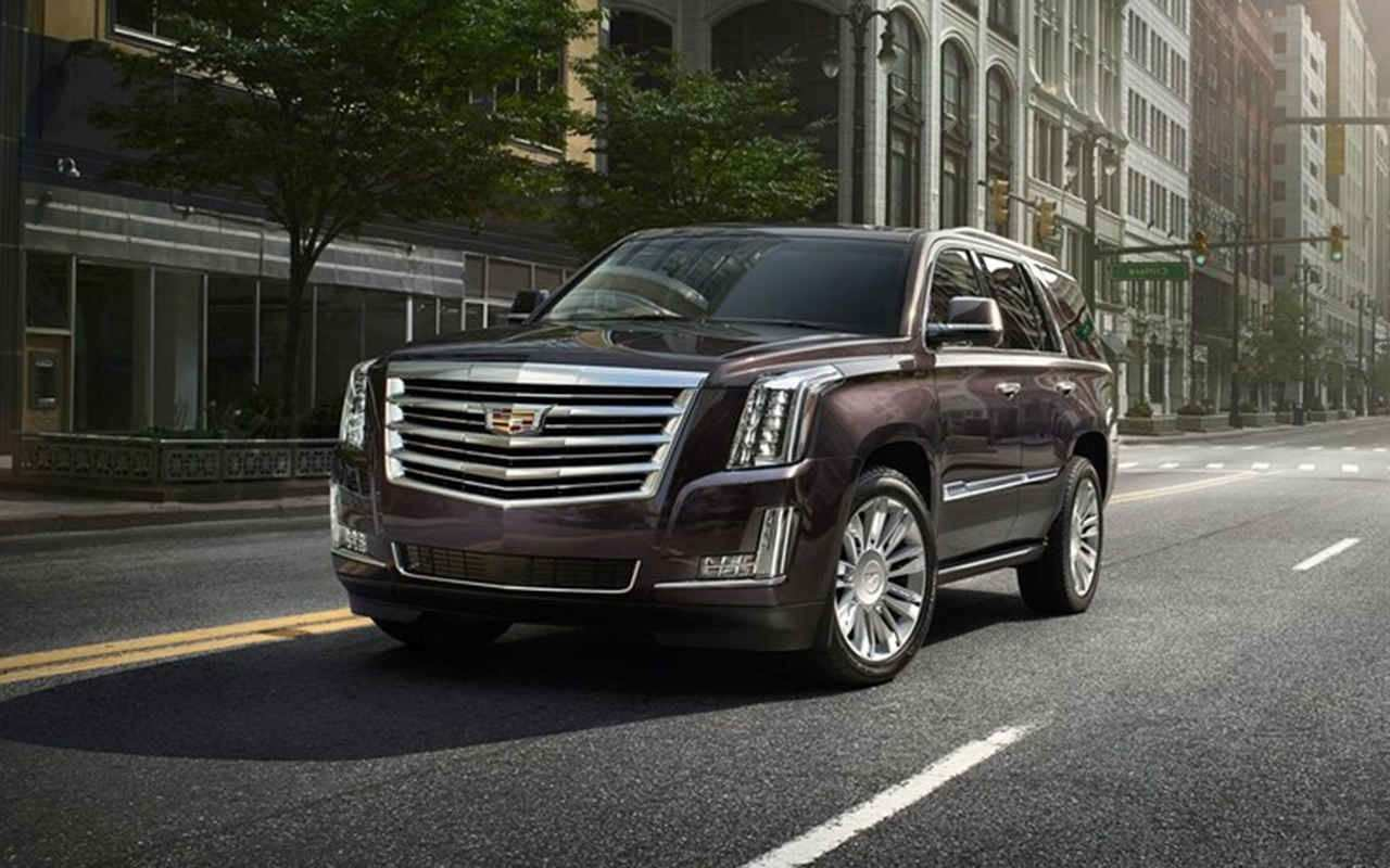 34 All New The 2019 Cadillac Escalade Concept Performance Model with The 2019 Cadillac Escalade Concept Performance