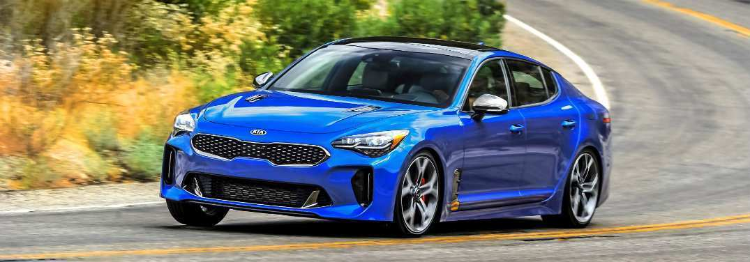 34 Best Review 2019 Kia Stinger Gt Specs History with 2019 Kia Stinger Gt Specs