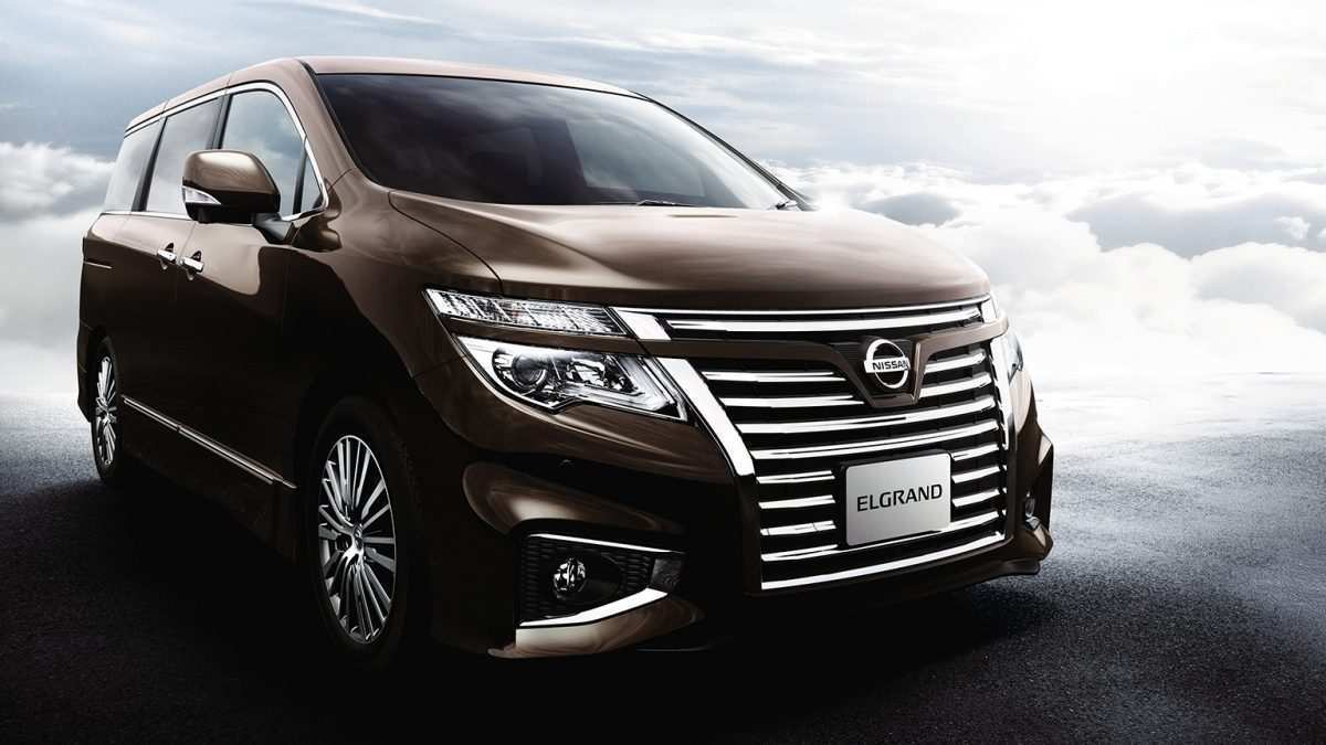 34 Best Review Best Nissan Elgrand 2019 Concept Configurations for Best Nissan Elgrand 2019 Concept