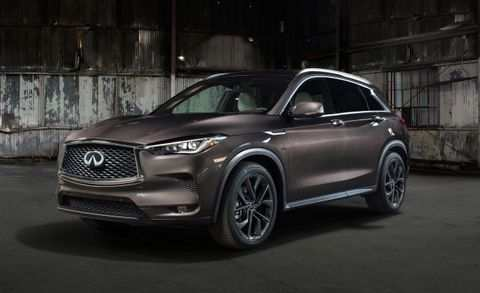 34 Best Review Infiniti Qx50 2019 Images Overview And Price Pictures with Infiniti Qx50 2019 Images Overview And Price