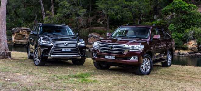 34 Best Review New Toyota Land Cruiser 2019 Rumor Exterior for New Toyota Land Cruiser 2019 Rumor