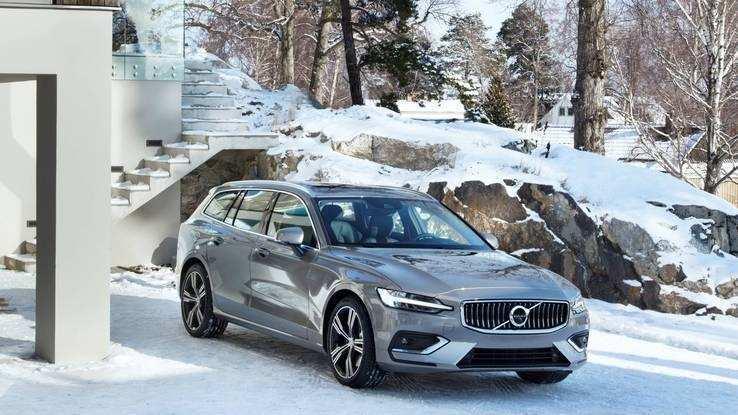 34 Best Review Volvo V60 2019 Interior by Volvo V60 2019