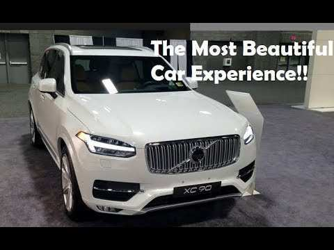 34 Best Review Volvo Xc90 2019 Interior Specs and Review with Volvo Xc90 2019 Interior