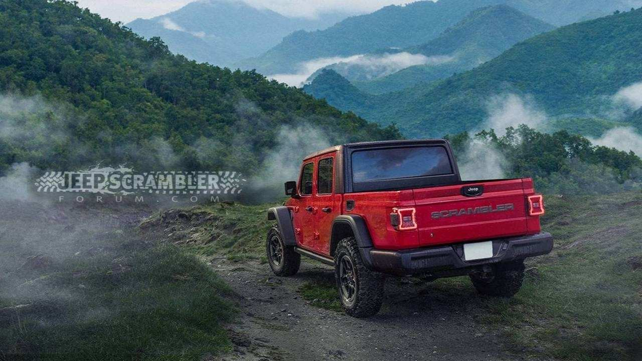 34 Concept of Best Jeep Wrangler Pickup 2019 Concept Redesign And Review Engine for Best Jeep Wrangler Pickup 2019 Concept Redesign And Review