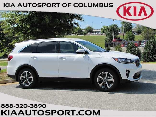 34 Concept of Kia Sorento 2019 White Performance and New Engine for Kia Sorento 2019 White