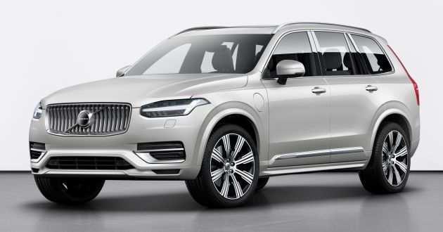 34 Concept of New 2019 Volvo Hybrid Suv Specs Performance for New 2019 Volvo Hybrid Suv Specs