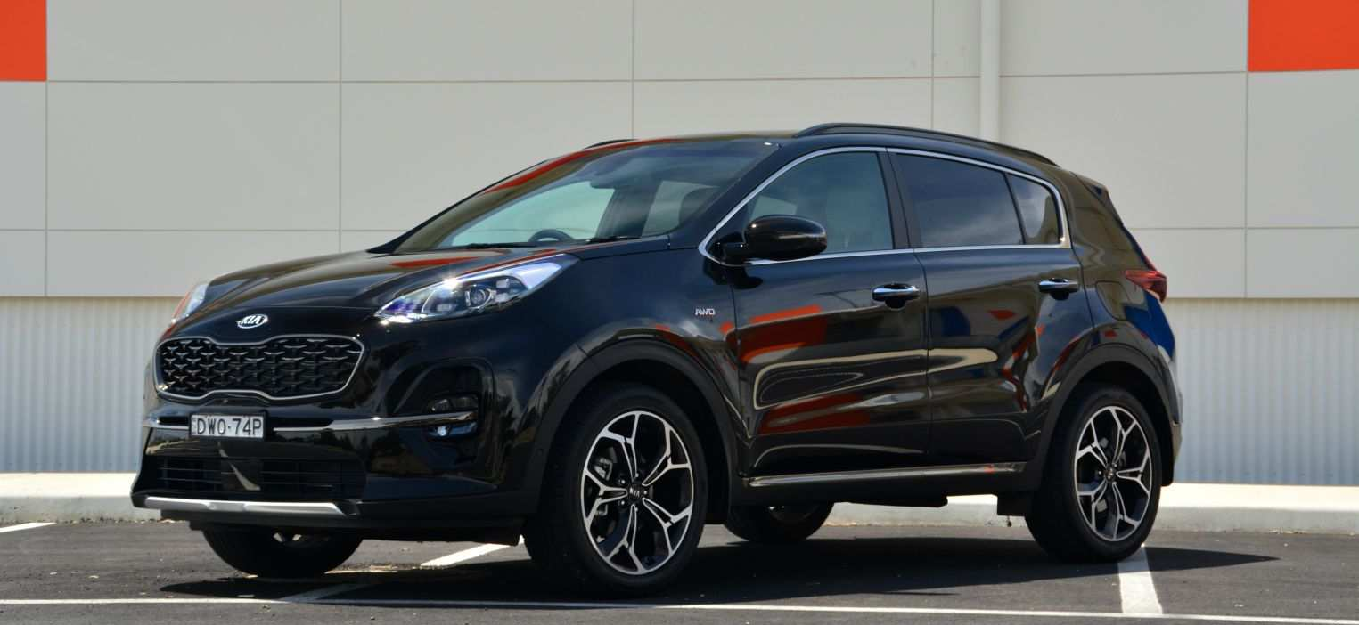 34 Concept of The Kia Sportage Gt Line 2019 Review And Specs Wallpaper with The Kia Sportage Gt Line 2019 Review And Specs