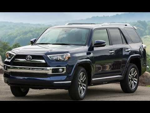 34 Concept of Toyota 2019 Forerunner Reviews with Toyota 2019 Forerunner
