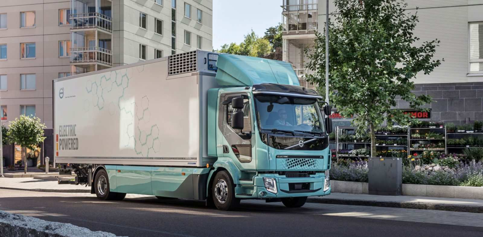 34 Concept of Volvo Electric Truck 2019 Research New with Volvo Electric Truck 2019