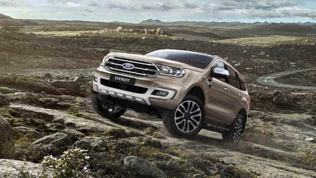 34 Gallery of Best Ford Endeavour 2019 Performance And New Engine Performance and New Engine with Best Ford Endeavour 2019 Performance And New Engine