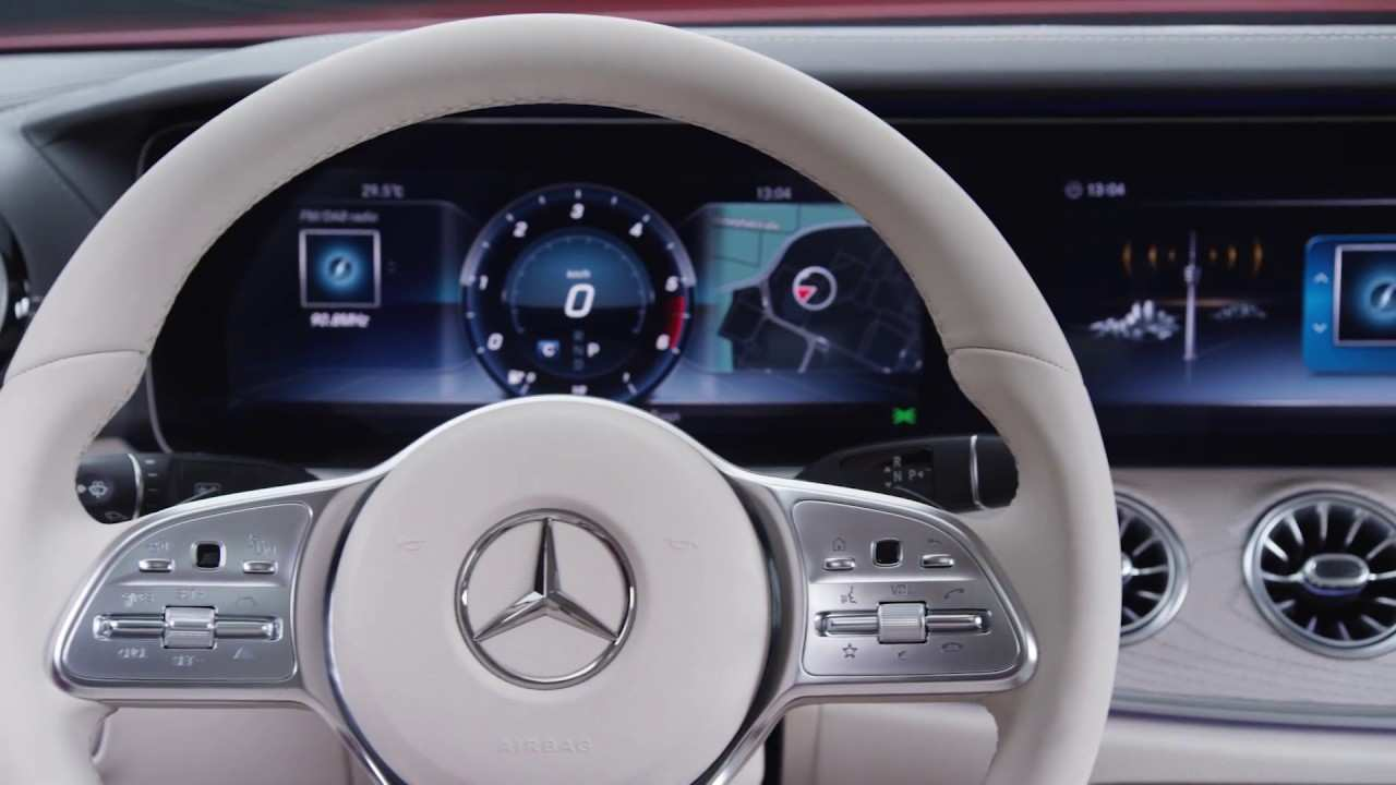 34 Gallery of New Mercedes Cls 2019 Youtube Interior Release Date for New Mercedes Cls 2019 Youtube Interior