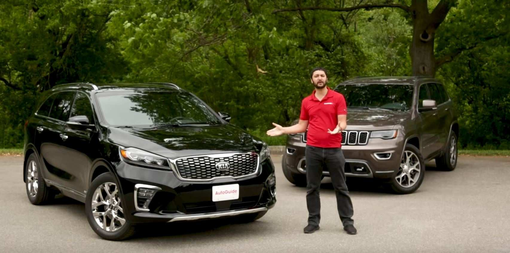 34 Gallery of The 2019 Jeep Cherokee Vs Kia Sorento New Review Rumors by The 2019 Jeep Cherokee Vs Kia Sorento New Review