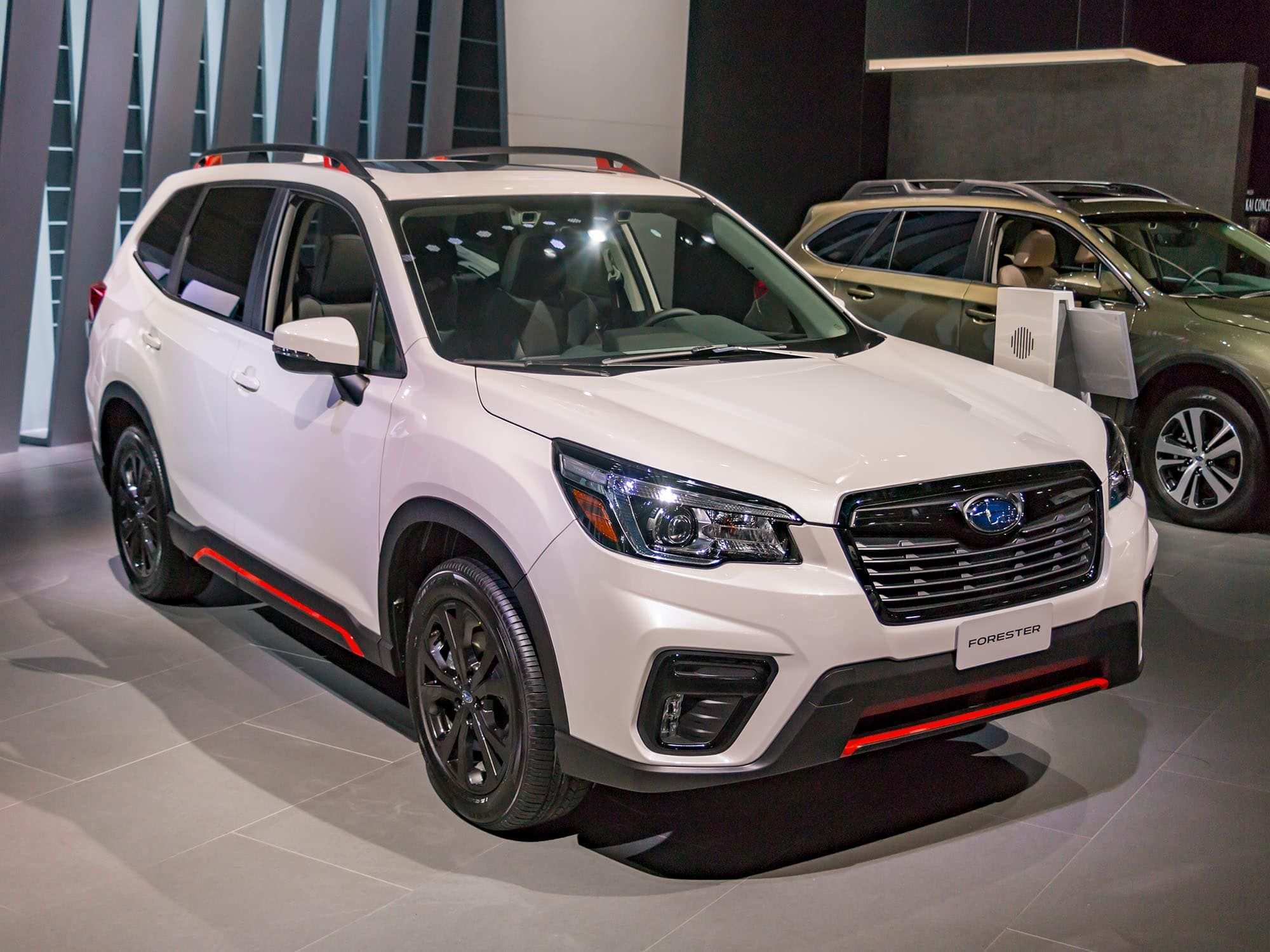 34 Gallery of The 2019 Subaru Forester Sport Concept Research New with The 2019 Subaru Forester Sport Concept