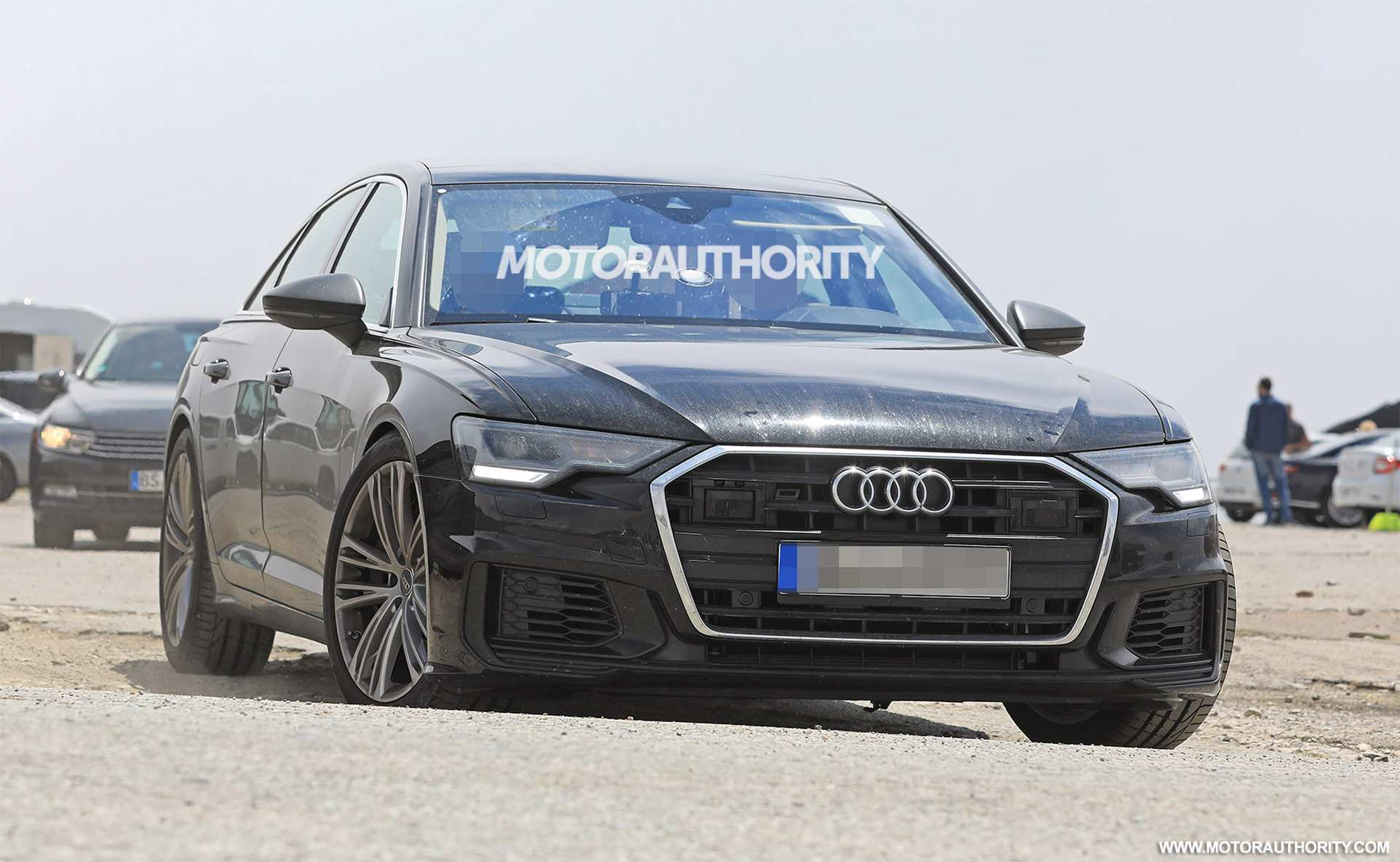 34 Gallery of The Audi 2019 Changes Spy Shoot Model for The Audi 2019 Changes Spy Shoot