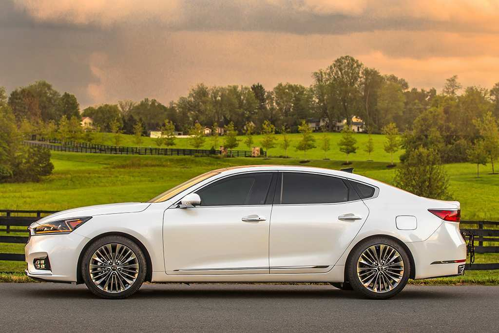 34 Great Best 2019 Kia Cadenza Limited Review Release for Best 2019 Kia Cadenza Limited Review