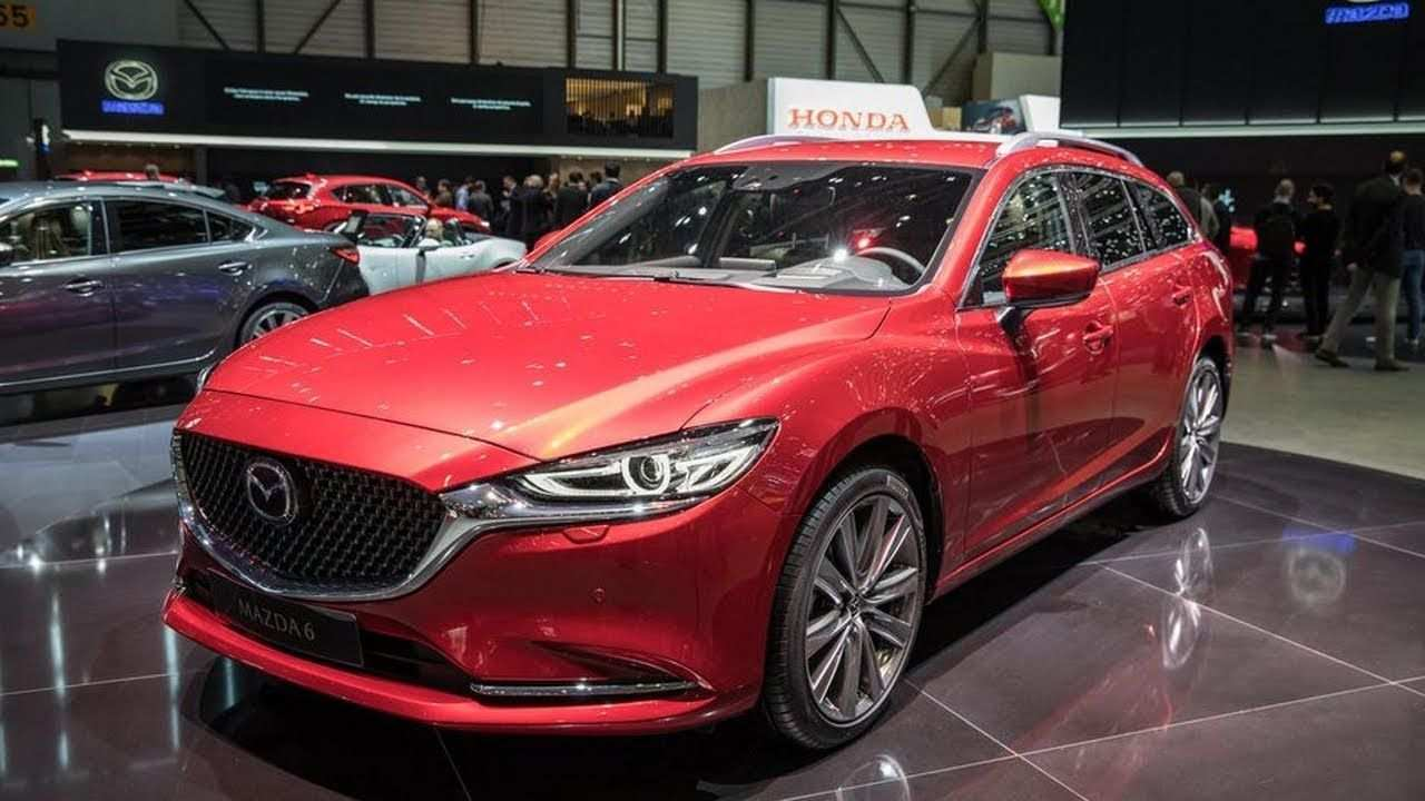 34 Great New 2019 Mazda 6 Spy Shots Redesign Price And Review Interior with New 2019 Mazda 6 Spy Shots Redesign Price And Review