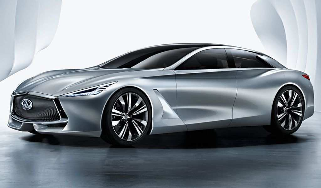 34 Great New Infiniti Concept Car 2019 Redesign Exterior for New Infiniti Concept Car 2019 Redesign