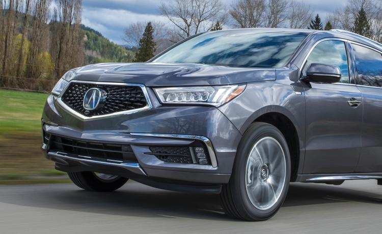 34 Great The Acura Hybrid Suv 2019 New Engine History by The Acura Hybrid Suv 2019 New Engine