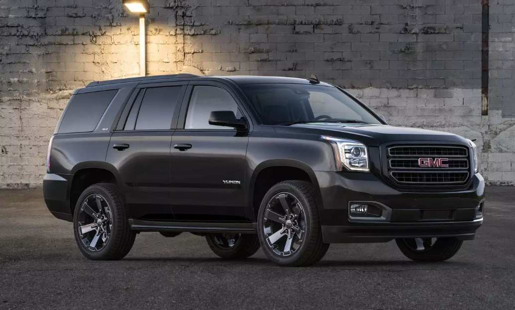 34 Great The Gmc Yukon Diesel 2019 Redesign Performance with The Gmc Yukon Diesel 2019 Redesign