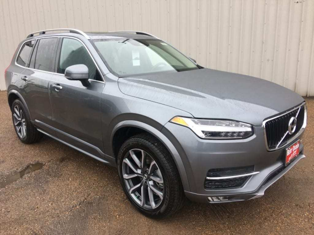 34 New 2019 Volvo Xc90 T5 Momentum Performance And New Engine Specs for 2019 Volvo Xc90 T5 Momentum Performance And New Engine