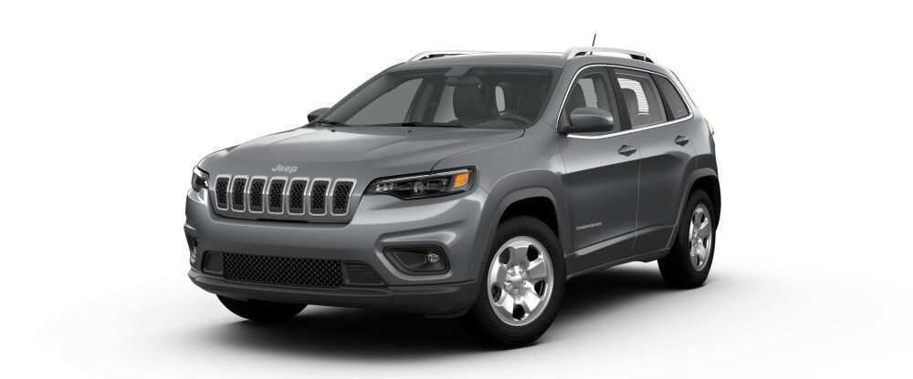 34 New Colors Of 2019 Jeep Cherokee Exterior Performance for Colors Of 2019 Jeep Cherokee Exterior