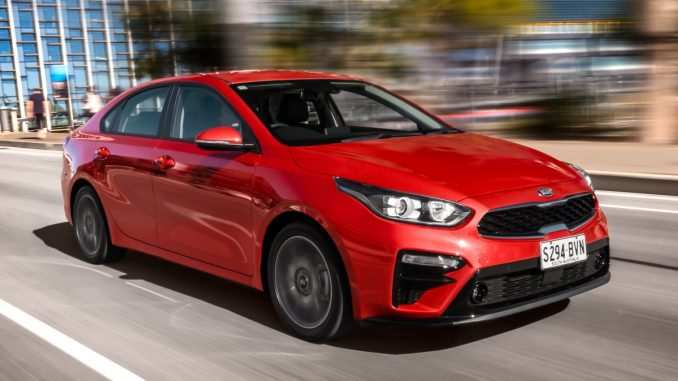 34 New Kia Cerato Hatch 2019 Review Redesign and Concept by Kia Cerato Hatch 2019 Review