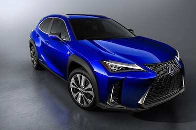 34 New Lexus Ux 2019 Price 2 Performance for Lexus Ux 2019 Price 2