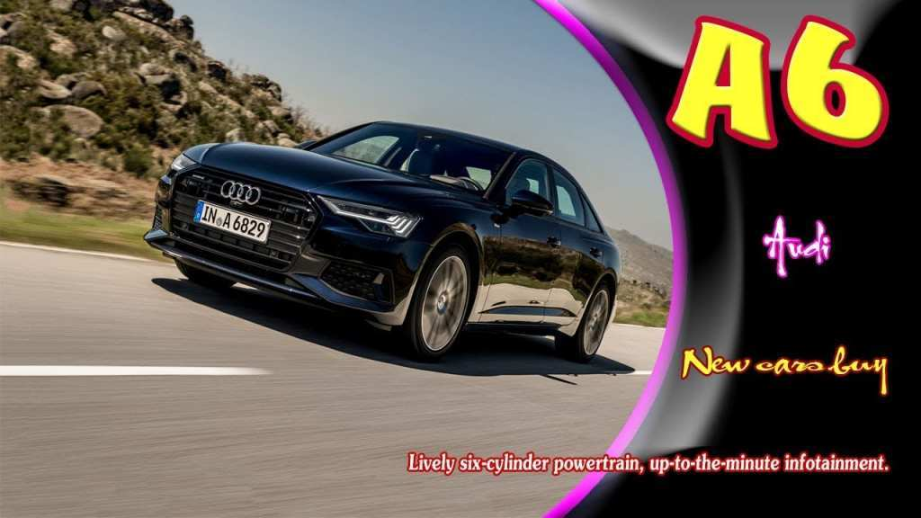 34 New New Audi A6 S Line 2019 Picture Release Date And Review Redesign and Concept with New Audi A6 S Line 2019 Picture Release Date And Review