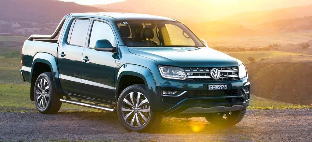 34 New New Volkswagen Amarok 2019 Wallpaper for New Volkswagen Amarok 2019