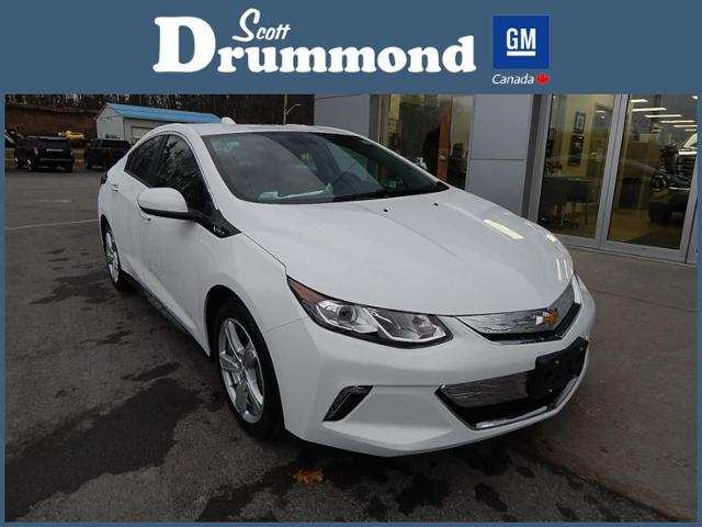 34 The Chevrolet Volt 2019 Canada First Drive Overview for Chevrolet Volt 2019 Canada First Drive