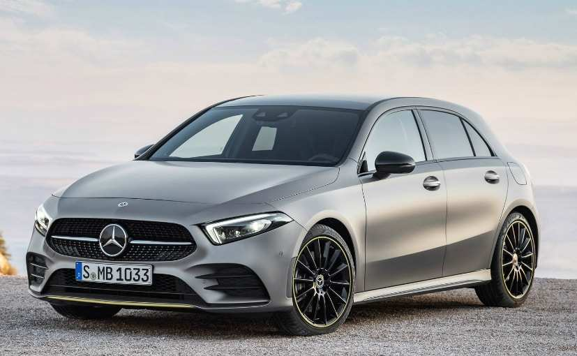34 The Mercedes 2019 A Class Release for Mercedes 2019 A Class