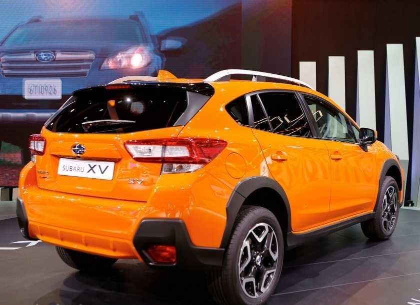 34 The New Subaru Cars 2019 Spy Shoot Exterior for New Subaru Cars 2019 Spy Shoot