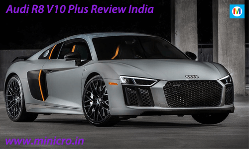 34 The The R8 Audi 2019 Review And Price Concept for The R8 Audi 2019 Review And Price