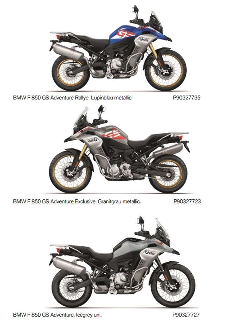 35 All New Bmw F850Gs Adventure 2019 Engine Exterior by Bmw F850Gs Adventure 2019 Engine