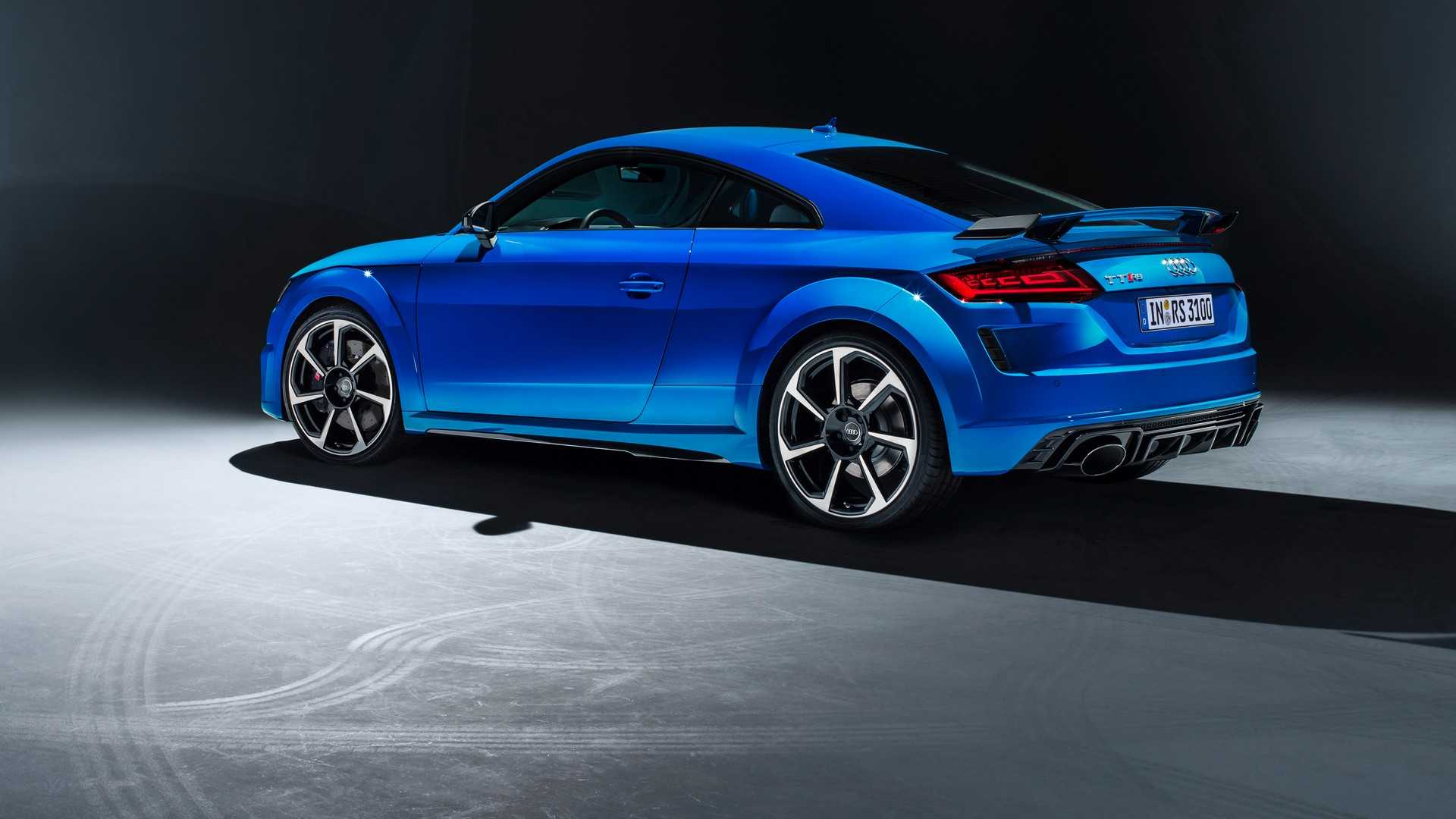 35 Best Review New Audi Tt Rs Plus 2019 Price And Review Picture with New Audi Tt Rs Plus 2019 Price And Review